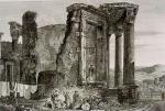 Immagine - Altra parte del Tempio detto della Sibilla a Tivoli