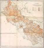 Cartogramma - La pazzia nei Comuni della Provincia di Roma