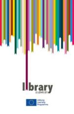 logo progetto Library. I love it